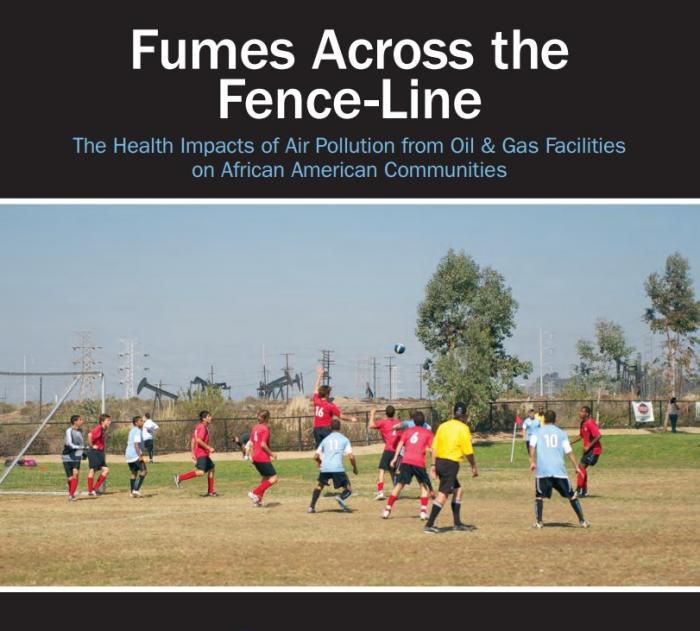 """Fumes Across the Fence Line"" - Documenting the Causes and Effects of Environmental Racism, and Asking: What are the Next Steps?"