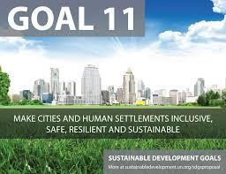 Global Green Development Goals: The Need For Sustainable Cities