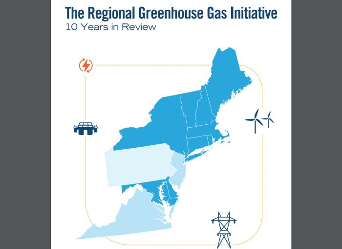 RGGI - Acadia Center's 10 Year Review (Reduced Emissions and Economic Growth Go Hand in Hand)