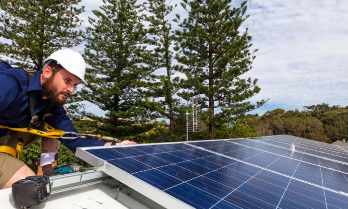 Green Building Service Provider - First Digital Energy Marketplace for Rooftop Solar