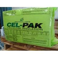 Cel-Pak Cellulose Insulation