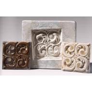 Debris Series Recycled Ceramic Tile
