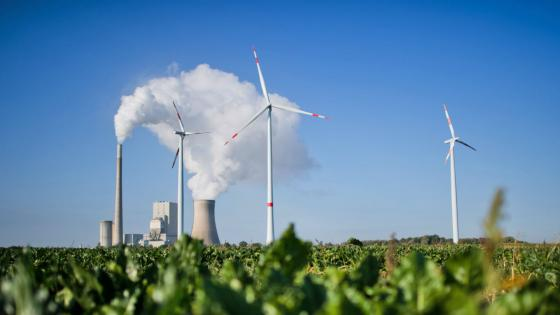 Chinese Wind-Turbine Maker offers Wind-Farm Training to Coal Miners