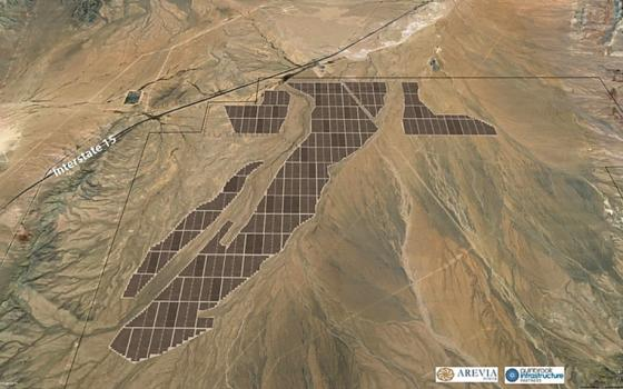 Google Nevada Data Center Powered by Solar Farm