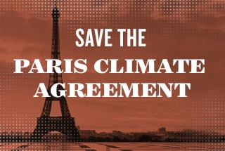 Petition: The US Can Not Abandon the Paris Agreement (NRDC)