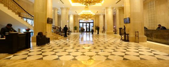 The historic New Delhi Ashok Hotel: Beyond green to LEED Gold