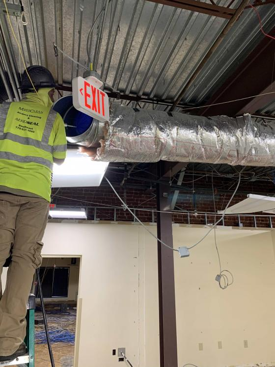 Concrobium Disinfectant II Treatment for Air Duct Systems