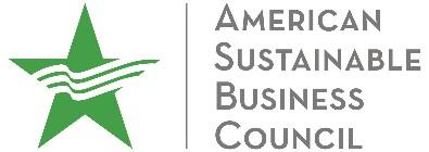 Webinar: 11/15 American Sustainable Business Council: What Does the Election mean for Sustainable Business? 2-3 pm EST