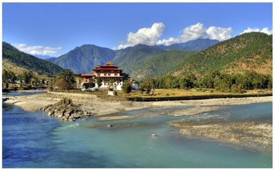 Bhutan - not just carbon neutral, but carbon negative!