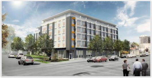 Canada's largest Passive House building under construction in Vancouver