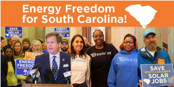 South Carolina's Energy Freedom Act