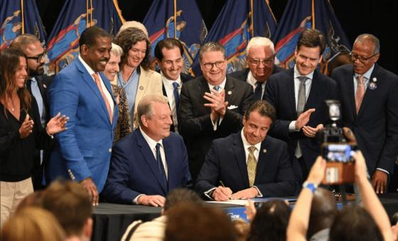 New York Climate Climate & Community Protection Act