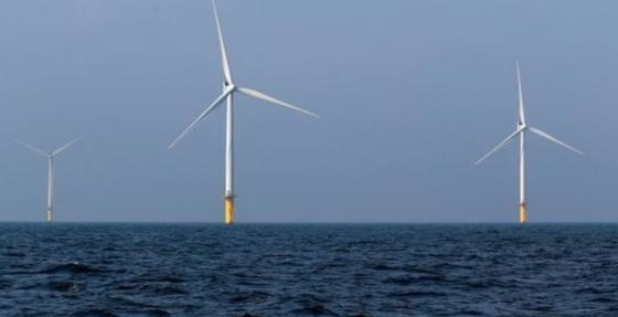 Floating Wind Farm, Hywind, Scotland