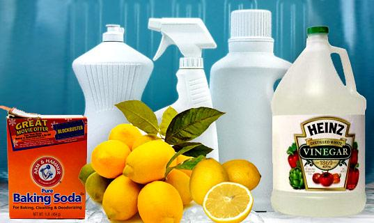 Green Cleaning Products: Some Alternatives to Conventional Chemicals