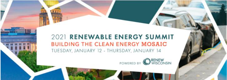 Renewable Energy Summit: Building the Clean Energy Mosaic