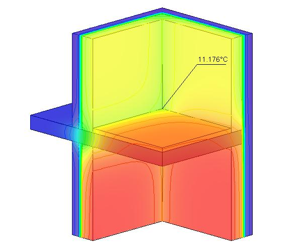 Thermal Bridge Modeling Half Day Introduction, April 6 @ 1:00 - 5:00 pm, Brooklyn, NY
