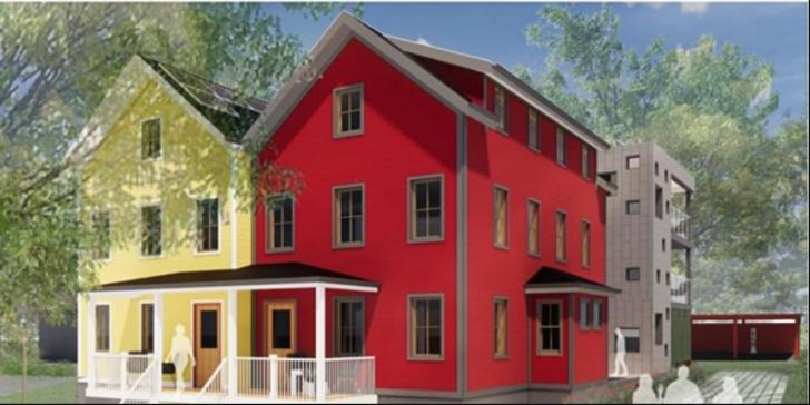 Living Building & Passive House Multi-family Building, Green Building
