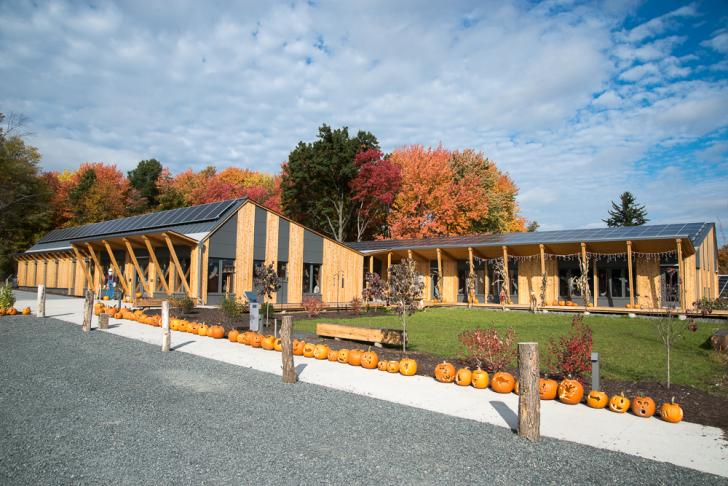 Living Building Tour - Hitchcock Center, September 16, Amherst