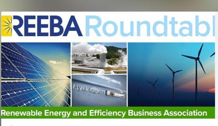 REEBA Lunch with the Leaders of the Energy & Technology Committees