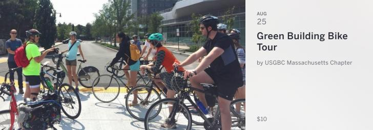 Green Building Bike Tour
