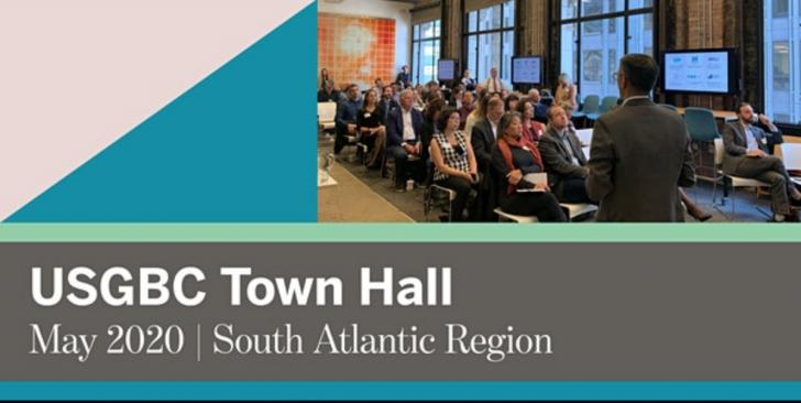 USGBC Virtual Town Hall Executive Meeting