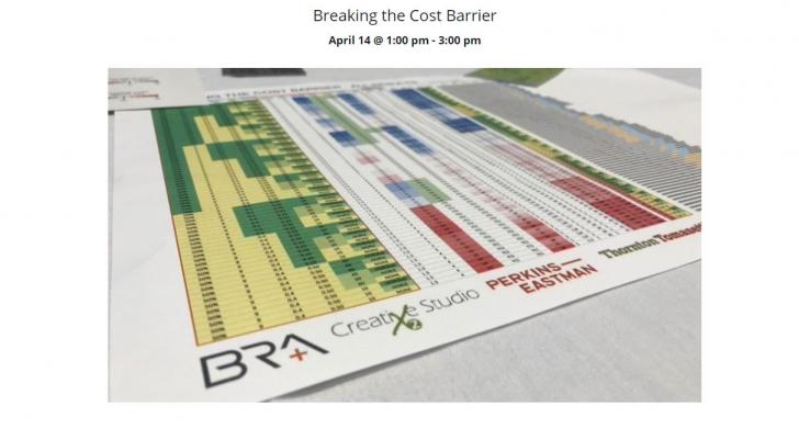 Webinar,  Breaking the Cost Barrier