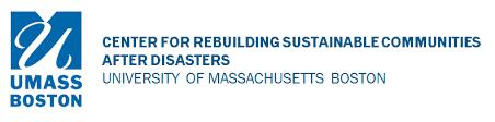2018 Conference: Disaster Risk Reduction, Response and Sustainable Reconstruction, November 8, Boston
