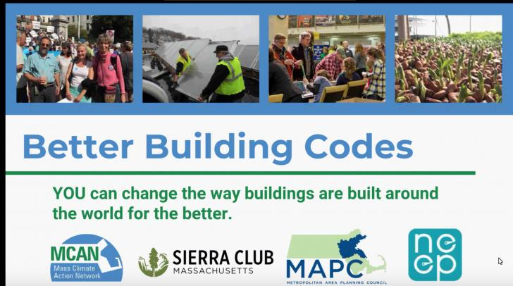 Better Building Codes