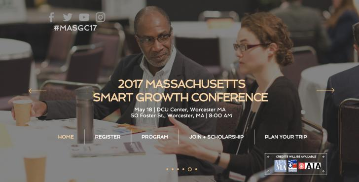 2017 Massachusetts Smart Growth Conference