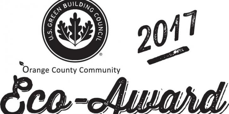 USGBC Orange County 2017 Eco Awards, Dec 7, Newport Beach, CA