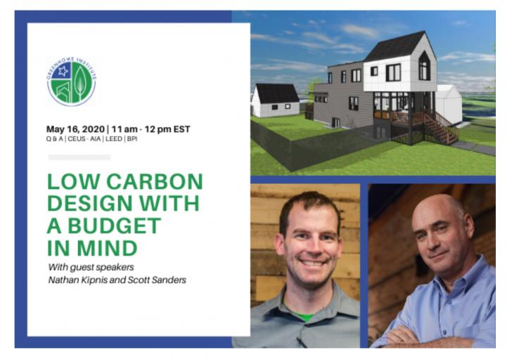 Low Carbon Design