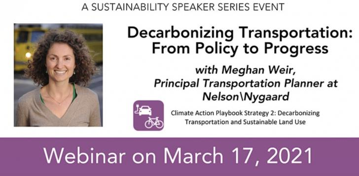 decarbonizing, transportation, policy, California, carbon, energy, cars