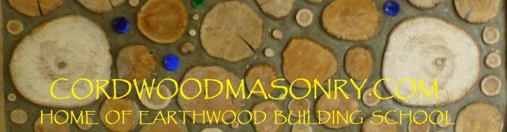 Three Day Cordwood Masonry Course at Earthwood, May 25 - 27, New York