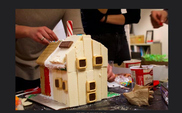 Gingerbread Passive House Competition