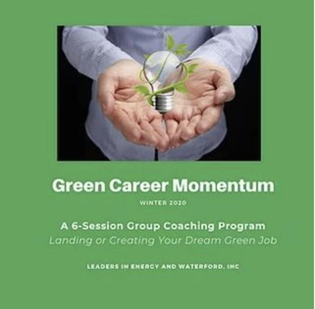 green careers, jobs