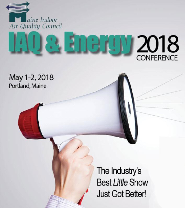 IAQ & ENERGY Conference 2018,
