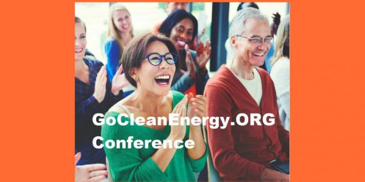 Go Clean Energy Conference and Social Hour, Bend, Oregon, July 13
