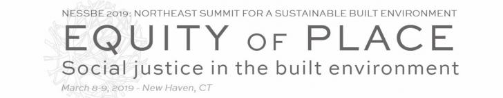 NorthEast Summit for a Sustainable Built Environment