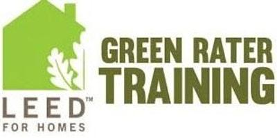 LEED for Homes Green Rater Training Online, September 20-21