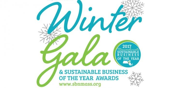 SBN's Winter Gala & Sustainable Business of the Year Awards, Dec 14 , Somerville, MA