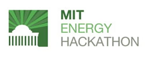 MIT Energy Hackathon, November 3 - 5, Cambridge, MA