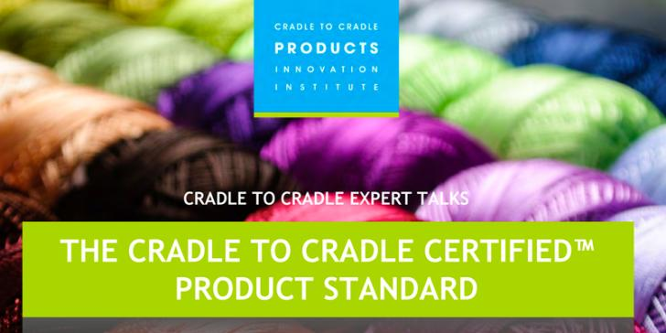 C2C Certified Forum, Cradle to Cradle Products Innovation Institute, October 20, Lunenburg Germany