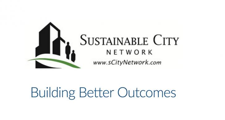 Building Better Outcomes  - Sustainable City Network
