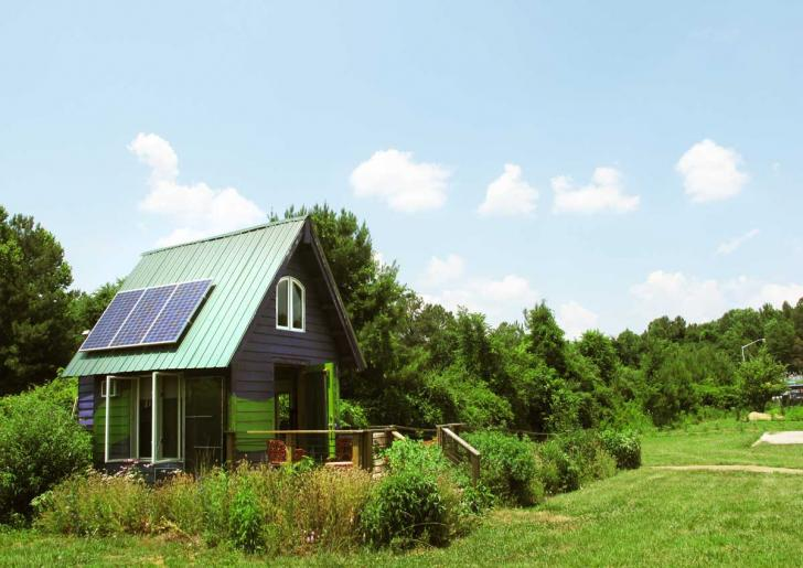 Sustainability Tour of Eco-Industrial Park, July 1, Pittsboro, NC