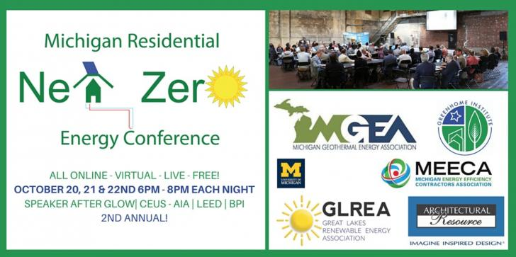 2nd Annual Residential Michigan Net Zero Conference