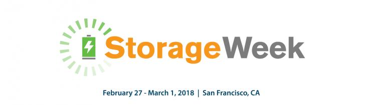Storage Week 2018, Feb 27 - Mar 1, San Francisco, CA