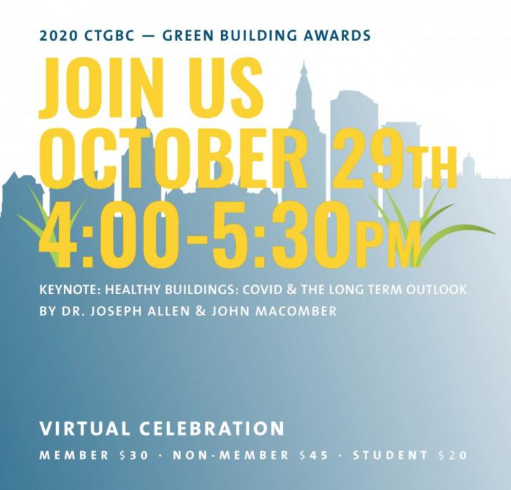 2020 CTGBC Green Building Awards Ceremony