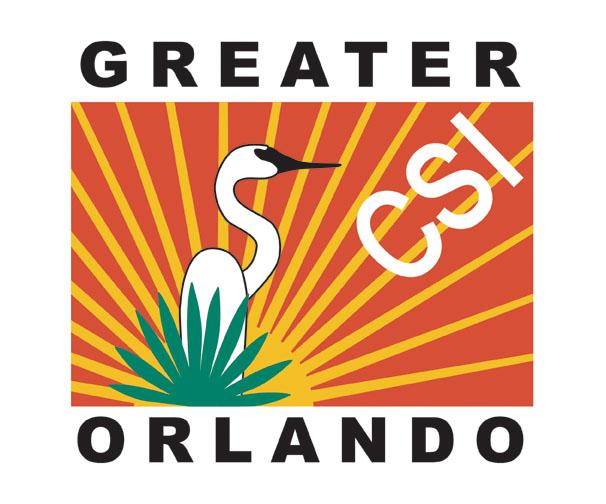 Greater Orlando Chapter, Construction Specifications Institute Event, August 17 in Orlando