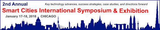 The 2nd Annual Smart Cities International Symposium & Exhibition, Jan 17-18, Chicago
