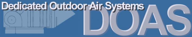 Webinar: Dedicated Outside Air Systems 3/28 11am ET